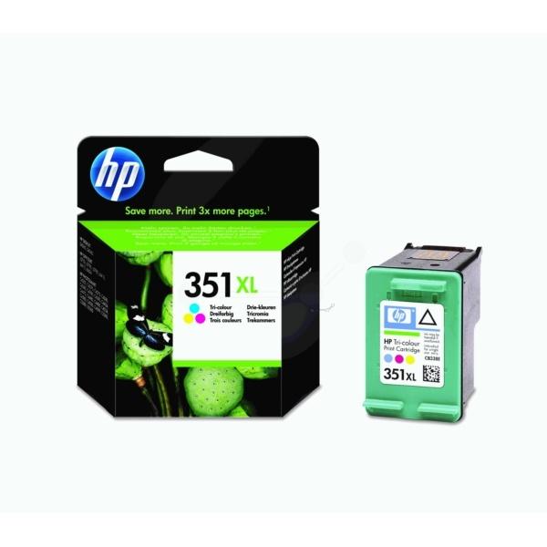 HP 351XL color 14 ml