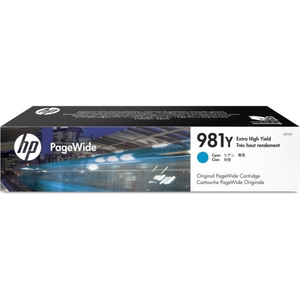 HP 981Y cyan 183 ml