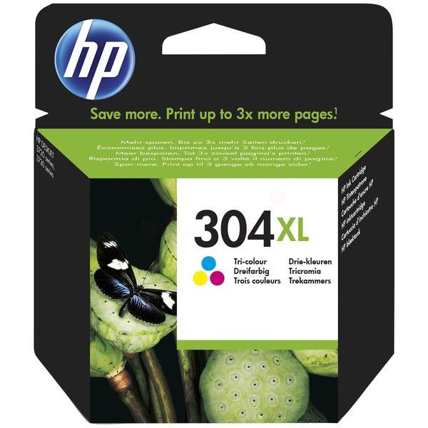 Original HP 304XL Color