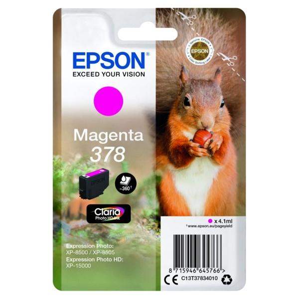 Epson 378 magenta 4,1 ml