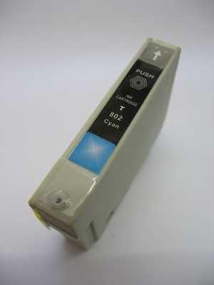 THINK Epson T0802 Cyan (17ml)