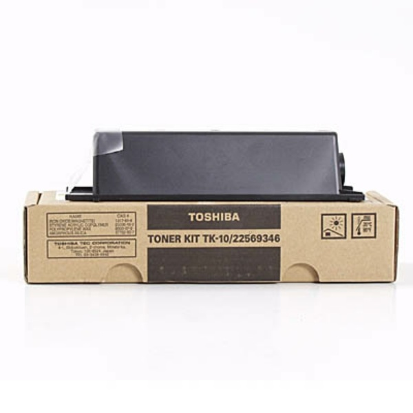 Toshiba TK-10 black