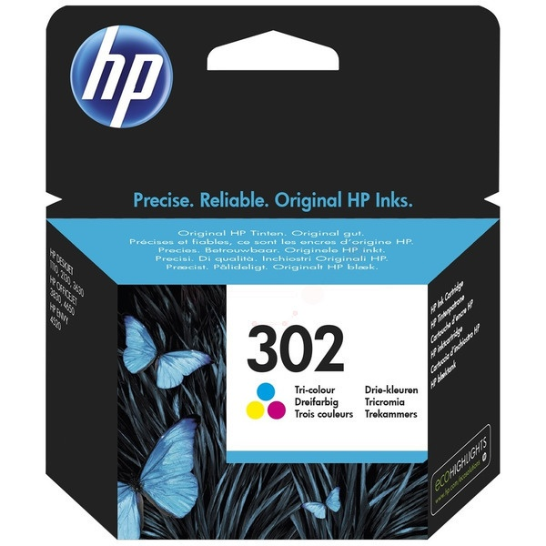 Original HP 302 Color