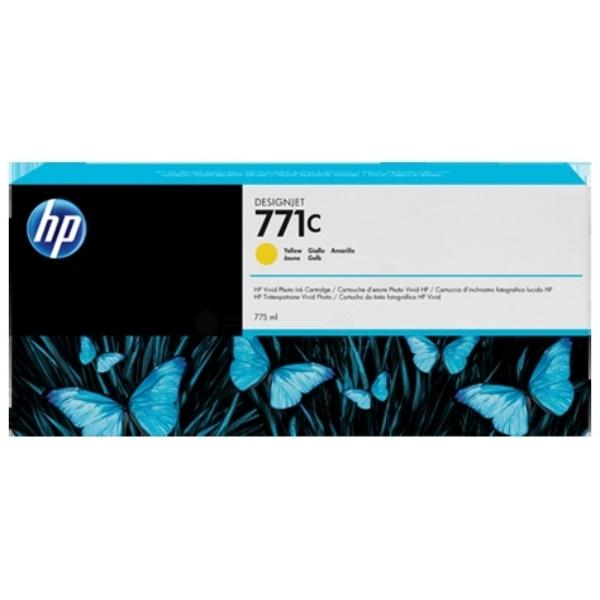 HP 771C yellow 775 ml