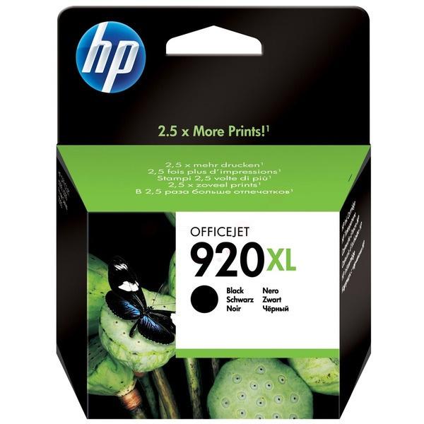 HP 920XL black 32 ml