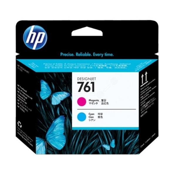 HP 761 cyan magenta