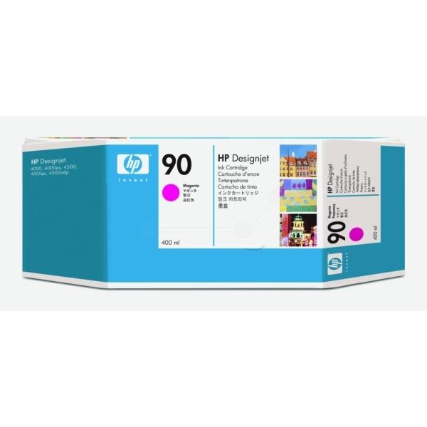 HP 90 magenta 400 ml