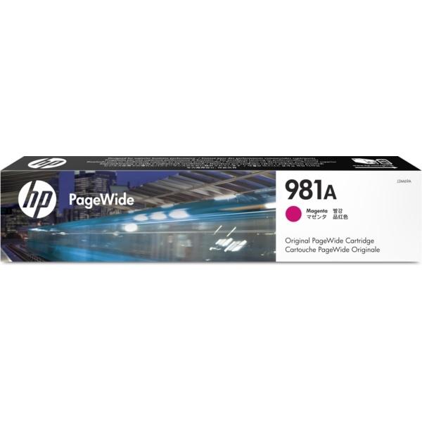 HP 981A magenta 69 ml