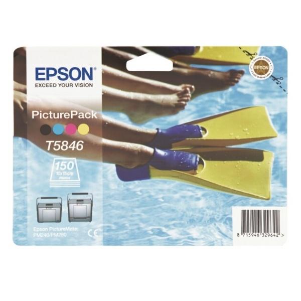 Epson T5846 color 39,1 ml