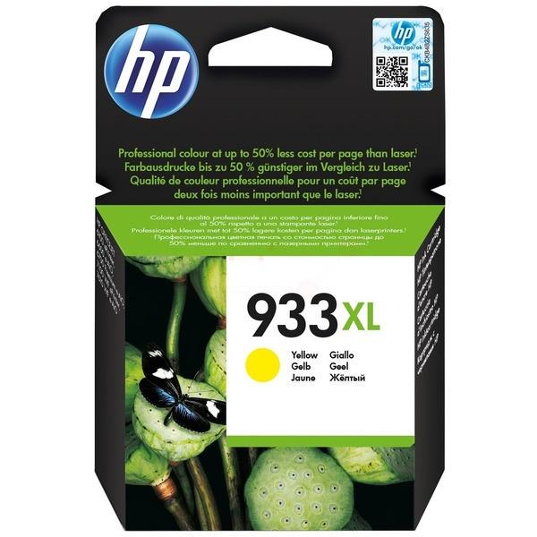 HP 933XL yellow 8,5 ml