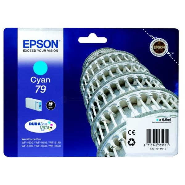Epson 79 cyan 6,5 ml