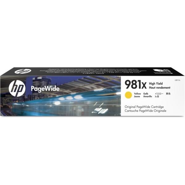 HP 981X yellow 114 ml