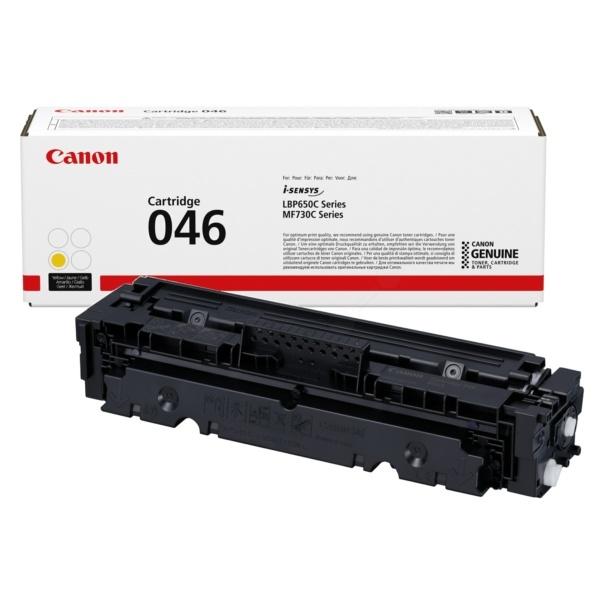 Canon 046 yellow