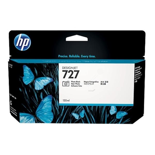 HP 727 photoblack 130 ml
