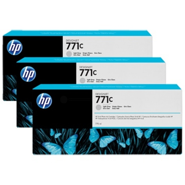 HP 771C gray light 775 ml