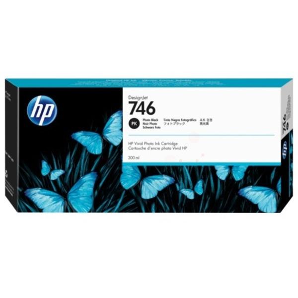 HP 746 photoblack 300 ml