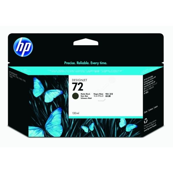 HP 72 blackmatte 130 ml