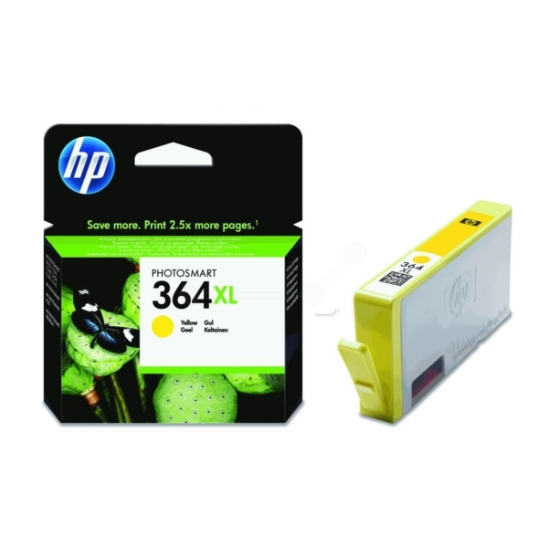 HP 364XL yellow 6 ml