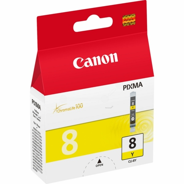 Canon CLI-8 Y yellow 13 ml