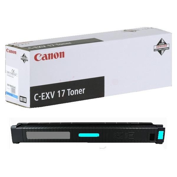 Canon C-EXV 17 cyan