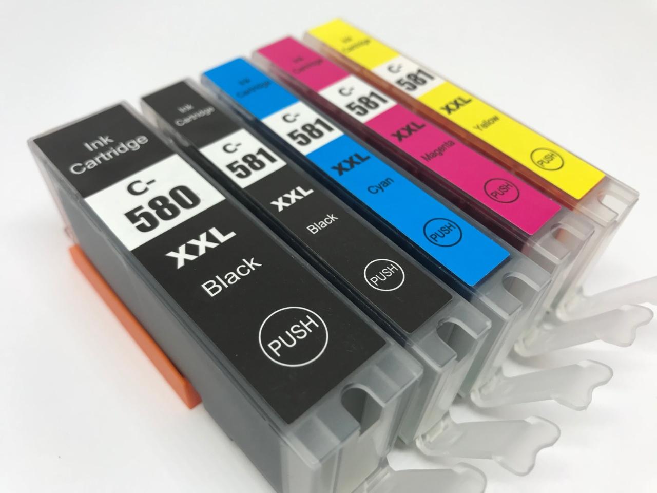 THINK Set C-20 - Canon PGI-580/CLI-581XXL
