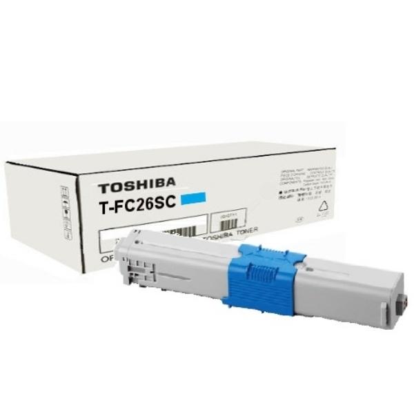 Toshiba T-FC 26 SC cyan