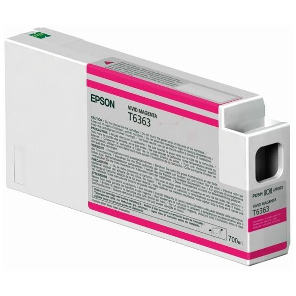 Epson T6363 magenta 700 ml