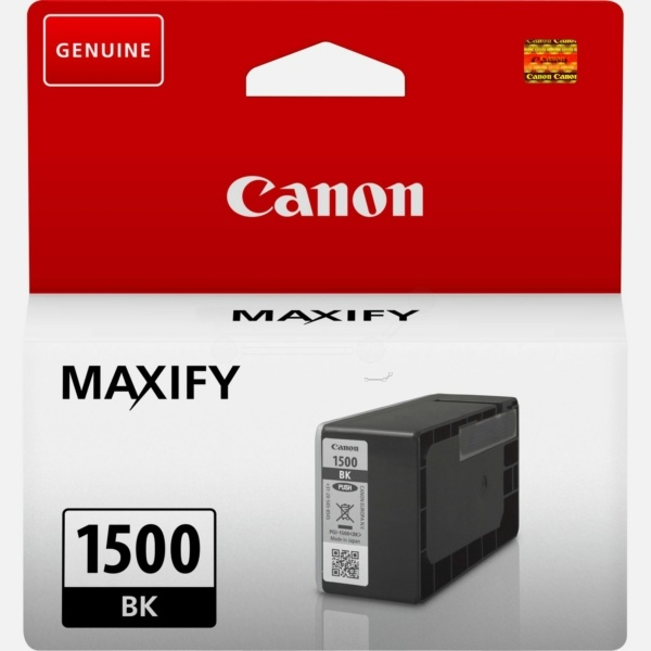 Canon PGI-1500 BK black 12,4 ml