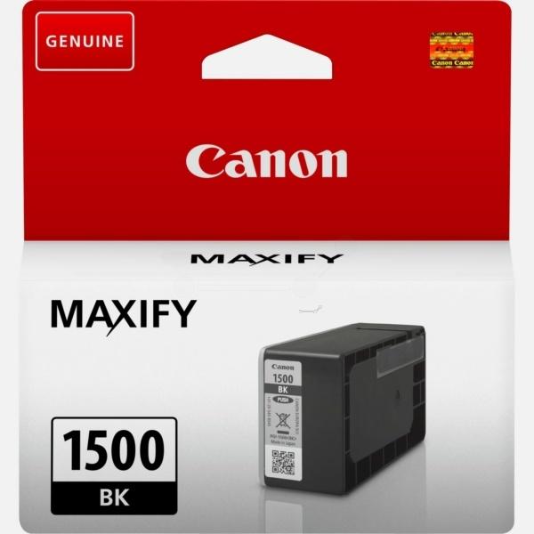 Canon PGI-1500 BK black 12,4 ml