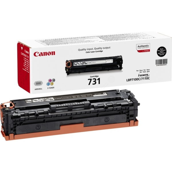 Canon 731BK black