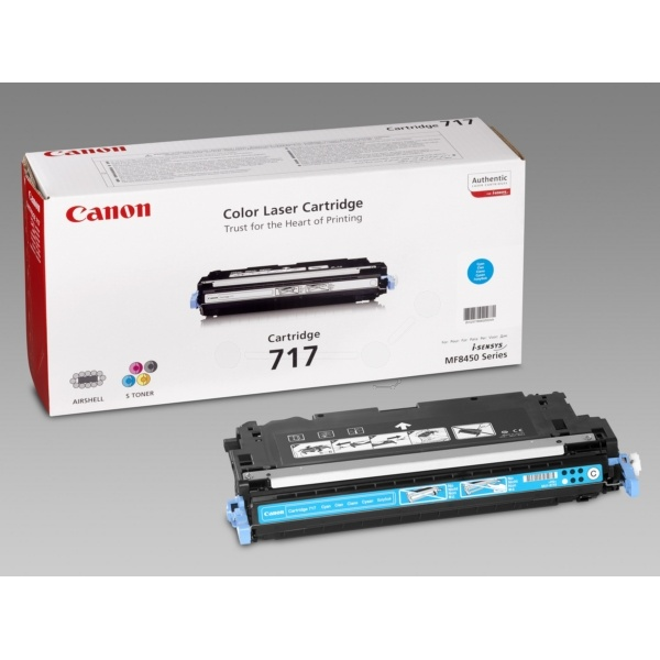 Canon 717C cyan