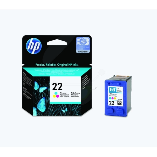 HP 22 color 5 ml