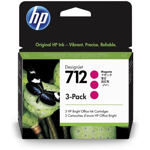 HP 712 magenta 29 ml