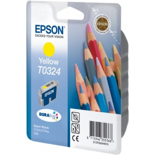 Epson T0324 yellow 16 ml