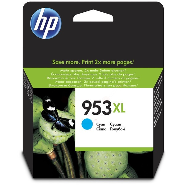HP 953XL cyan 20 ml
