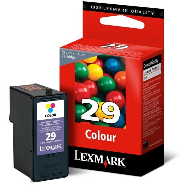 Lexmark 29 color