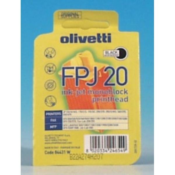 Olivetti FPJ20 black 24 ml
