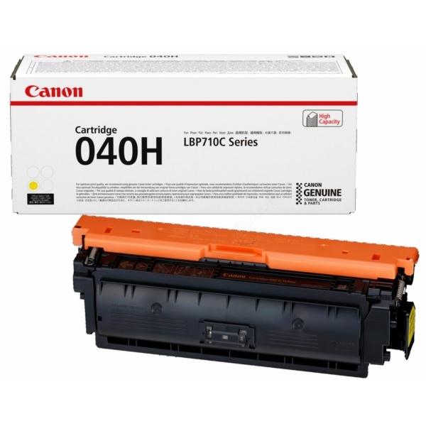 Canon 040 HY yellow