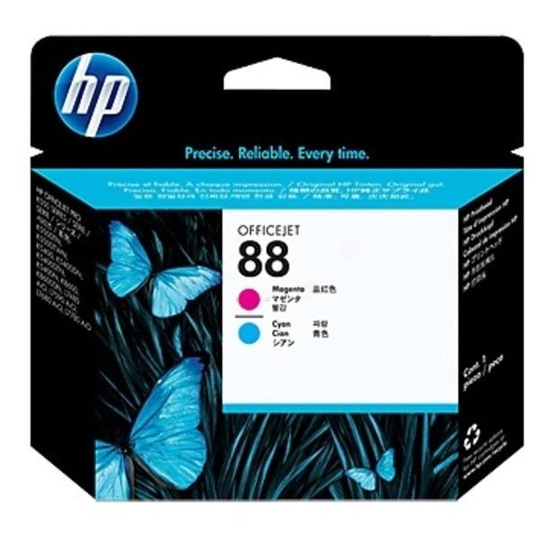 HP 88 cyan magenta