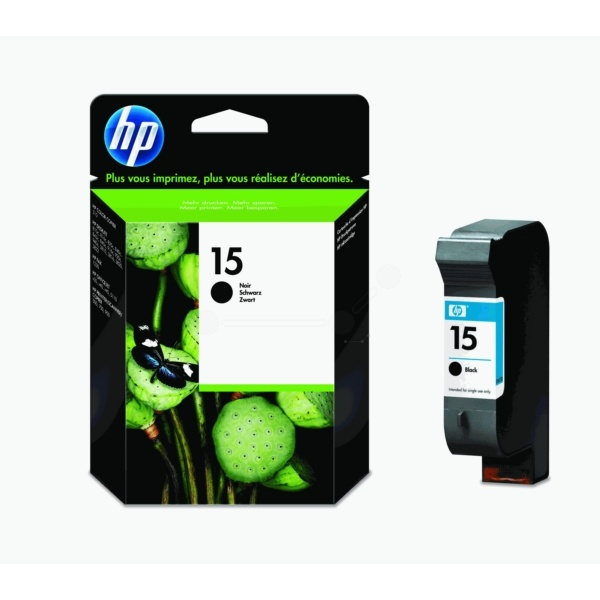 HP 15 black 25 ml