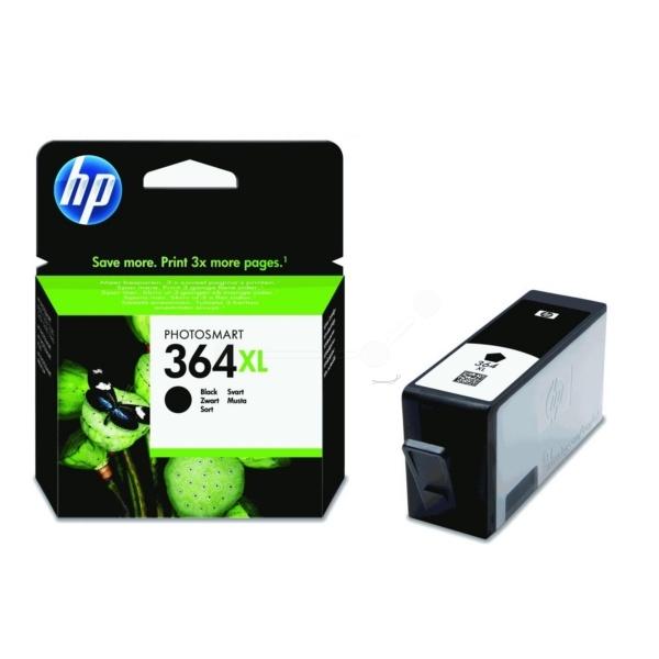 HP 364XL black 18 ml