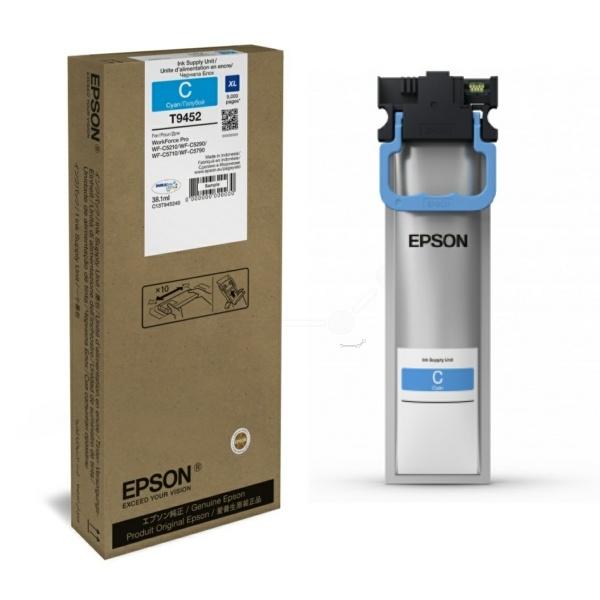Epson T9452 cyan 38,1 ml