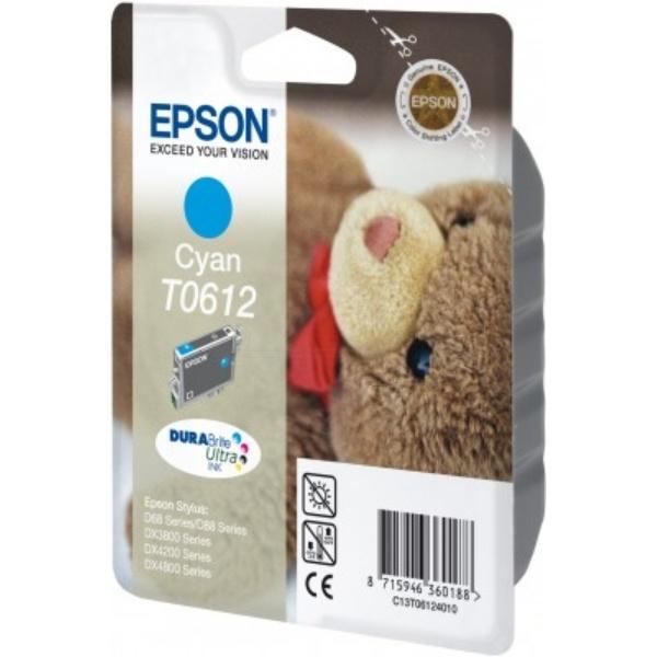 Epson T0612 cyan 8 ml