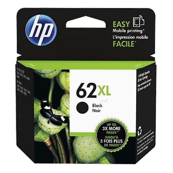 Original HP 62XL Black