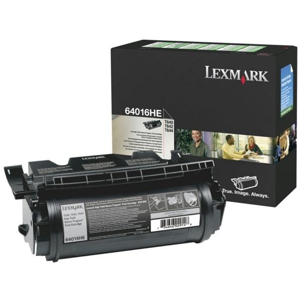 Lexmark 64016HE black