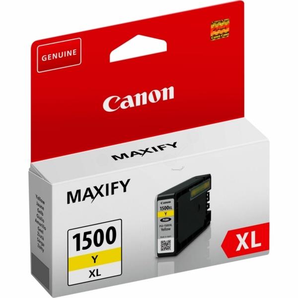 Original Canon PGI-1500 XL Yellow