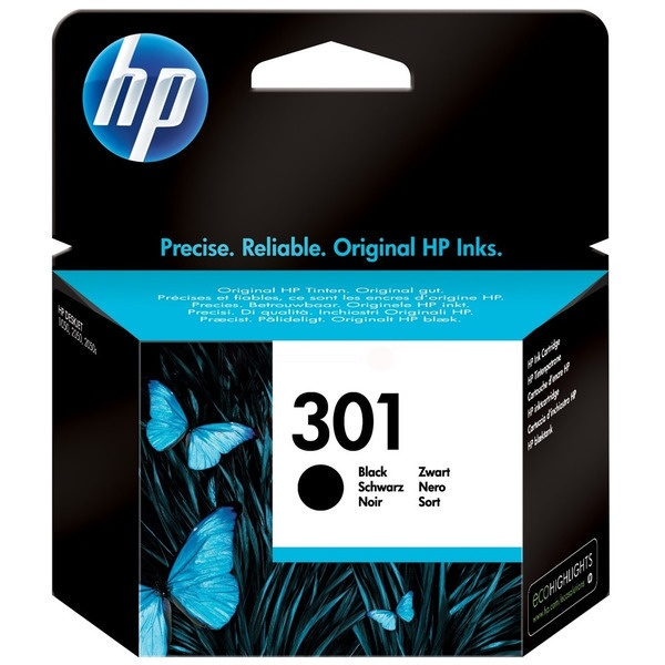 Original HP 301 Black