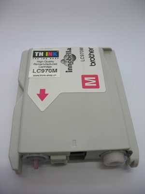 THINK Brother LC970 Magenta