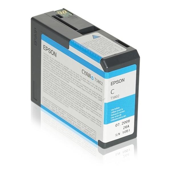 Epson T5802 cyan 80 ml