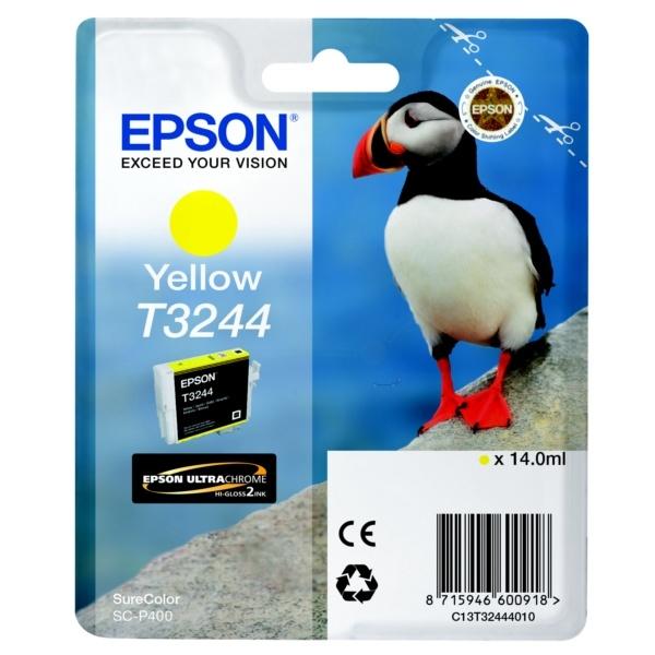 Epson T3244 yellow 14 ml